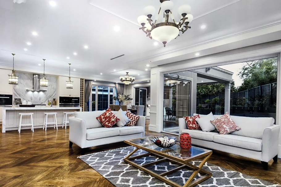 French Provincial Home - Balwyn, Victoria