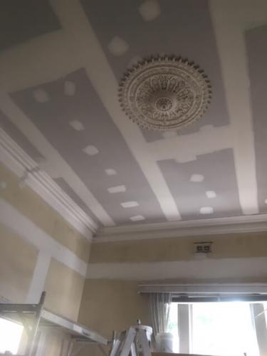 Caulfield Renovation and Cornices Reproduction
