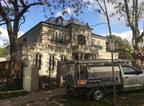 French Provincial Home Balwyn Victoria